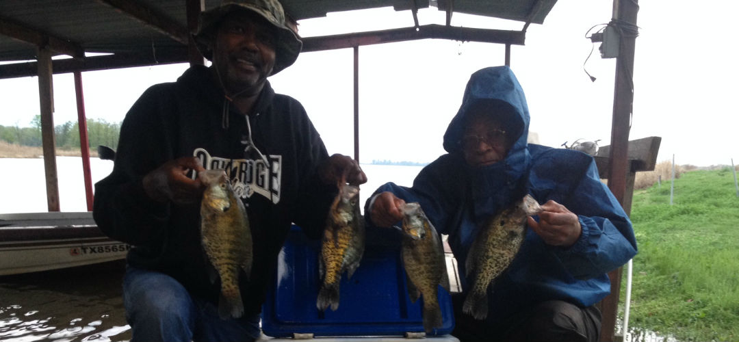 crappie fishing guide fund